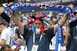 Nga thông qua luật gia hạn hiệu lực của Fan ID World Cup 2018 đến hết năm