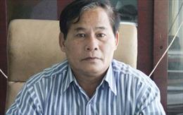 Nguyên Bí thư Huyện ủy Sơn Tây, Quảng Ngãi nhận kỷ luật khiển trách