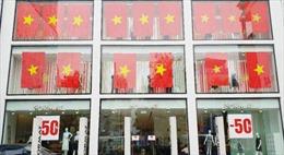 Kinh doanh nhộn nhịp ăn theo đội tuyển Việt Nam vào bán kết
