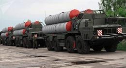Nga giao gấp S-400 cho Thổ Nhĩ Kỳ giữa căng thẳng Ankara-Washington