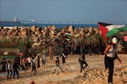 Thanh niên Palestine 18 tuổi thiệt mạng trong cuộc đụng độ tại Dải Gaza
