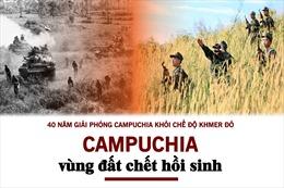 [MegaStory] Campuchia - vùng đất chết hồi sinh