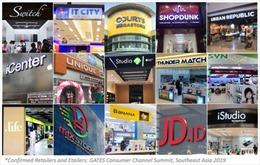 Hội nghị cấp cao kênh tiêu dùng GATES sẽ được tổ chức trong tháng 3/2019 tại Thái Lan