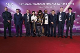 Triển lãm ô tô quốc tế Leviosa lần thứ nhất năm 2019 sẽ được tổ chức tại Hồng Kông