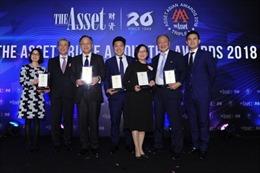 WTT (Hồng Kông) nhận Giải thưởng Trái phiếu có lãi suất cao nhất của The Asset