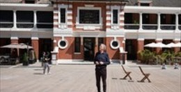 Du lịch Hồng Kông qua ống kính của nhà thiết kế Paul Smith