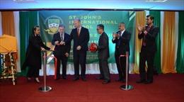 Trường quốc tế St.John khai trương cơ sở giáo dục thứ hai ở Kuala Lumpur
