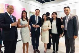Triển lãm Nghệ thuật đương đại của Mông Cổ được giới thiệu với công chúng Hồng Kông