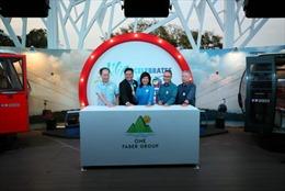 One Faber Group kỷ niệm 45 năm hoạt động của hệ thống cáp treo Singapore