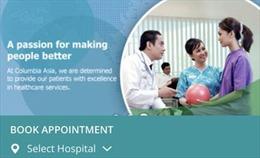 Columbia Asia nêu ra các xu hướng chăm sóc sức khỏe nổi bật năm 2019
