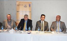 Deutsche Post DHL Group hợp tác với UNDP tổ chức hội thảo 'chuẩn bị sân bay ứng phó với thiên tai' tại Iraq