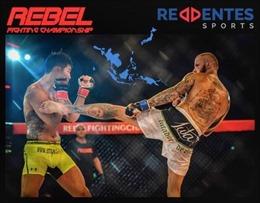 REBEL Fighting Championship hợp tác truyền thông với Reddentes Sports