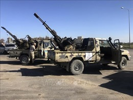 LHQ kêu gọi ngừng bắn khẩn cấp ở Libya