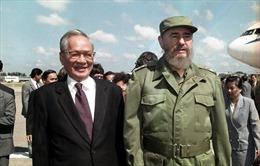 Lãnh đạo các nước gửi Điện, Thư chia buồn tới Việt Nam