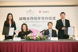 Dorsett Hospitality International hợp tác chiến lược với JegoTrip (thuộc China Mobile)