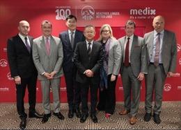 AIA hợp tác độc quyền với Medix cung cấp nhiều dịch vụ y tế tại 4 quốc gia trong năm 2019