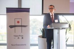 Hội nghị về Giải thưởng Yidan ở Mỹ bàn về nhiều nội dung phát triển giáo dục
