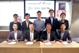 Stan Group hợp tác với 2 startup Flow Entertainment và Liquefy