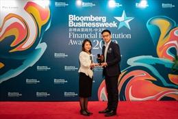 FWD Hồng Kông được trao 11 giải thưởng tại Bloomberg Businessweek Financial Institution Awards 2019