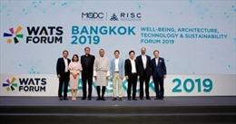 RISC tổ chức hội nghị phát triển bền vững 'WATS Forum 2019'
