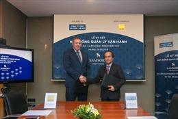 Savills Việt Nam sẽ quản lý Dự án Samsora Premier 105 ở quận Hà Đông, Hà Nội