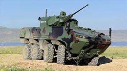 ARMA 8x8 - Thiết giáp thế hệ mới