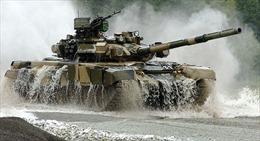Bên trong cỗ máy chiến tranh: Xem tăng T-90 khạc lửa