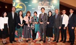 MetLife Hồng Kông được nhận 3 giải thưởng tại Bloomberg Businessweek Financial Institution Awards 2019