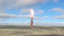 Nga thử nghiệm hệ thống phòng thủ tên lửa mới