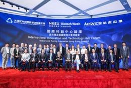 Tuần lễ công nghệ sinh học toàn cầu tại Hồng Kông thu hút nhiều nhà khoa học nổi tiếng thế giới