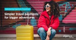 TravelHub của Ingenico mở các tuyến thanh toán mới cho các công ty du lịch