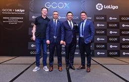 LaLiga và GCOX thiết lập quan hệ đối tác tại châu Á và Trung Đông