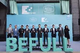 BEFULL HUB đầu tiên trên thế giới chính thức khai trương tại Đài Bắc