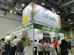Văn phòng Dự án Thương mại xanh Đài Loan tham gia Triển lãm BEX Asia 2019 tại Singapore