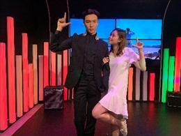 Tượng sáp của ca sỹ Lay Zhang hiện có mặt tại Bảo tàng Madame Tussauds Singapore