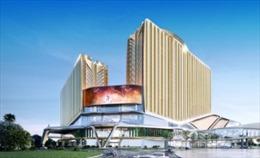 Khách sạn Andaz Macau sẽ đi vào hoạt động vào đầu năm 2021