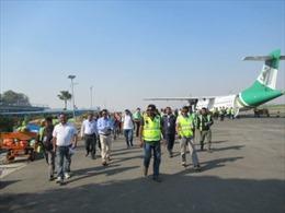 DHL và UNDP tại Nepal tổ chức các hội thảo bàn về việc chuẩn bị các sân bay ứng phó với thảm họa