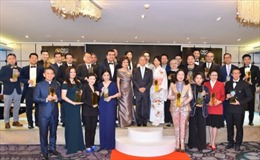 Influential Brands® tổ chức lễ trao Giải thưởng Asia CEO Summit & Award lần thứ 7