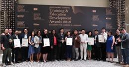 Học viện PSB (Singapore) giành được 6 giải thưởng giáo dục đại học