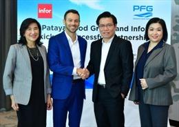 Pataya Food Group hợp tác với Infor trong nỗ lực vươn ra thị trường toàn cầu