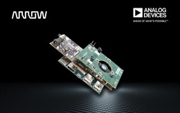 Arrow Electronics giới thiệu sản phẩm chăm sóc sức khỏe có sử dụng công nghệ mới của Analog Devices