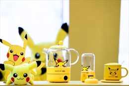Pokémon và Joyoung tung ra thị trường Trung Quốc các sản phẩm gia dụng nhỏ nhắm vào giới trẻ