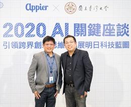 Tiến sĩ Shou-De Lin sẽ là Nhà khoa học trưởng về học máy tại Công ty Appier (Đài Loan)