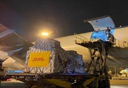 DHL đã vận chuyển hơn 1,3 triệu bộ thử nghiệm COVID-19 từ Hàn Quốc đến nhiều nước trên thế giới