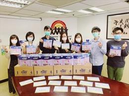 FrieslandCampina Hồng Kông tặng sữa bột dinh dưỡng cho 900 trẻ em có hoàn cảnh khó khăn