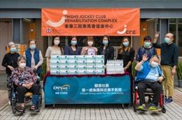 DYXnet Group trao tặng 15.000 khẩu trang kháng khuẩn cho Tập đoàn Bệnh viện Tung Wah