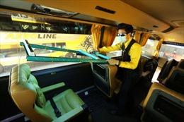 Aeroline (Malaysia) sử dụng công nghệ tia cực tím khử khuẩn để làm vệ sinh trong xe chở khách