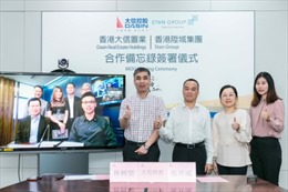 Dasin Real Estate và Stan Group hợp tác triển khai dự án khai thác các cơ sở dưỡng lão chất lượng cao