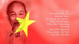 Kỷ niệm 130 năm ngày sinh Chủ tịch Hồ Chí Minh bằng trải nghiệm độc đáo trên 10 tờ báo in