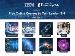 IBM phối hợp với NTUC LearningHub cung cấp các khóa học miễn phí online về công nghệ